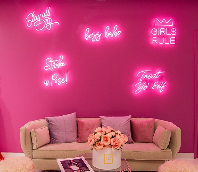 Custom Personalized Neon Signs