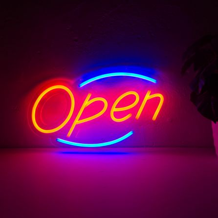 OPEN LED Neon Signs
