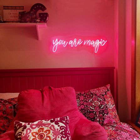 You Are Magic Neon Sign