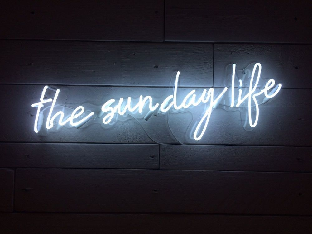 7 Colors /& 2 Sizes Custom Signs LED Signs Neon Signs Edge Lit Design Your Own