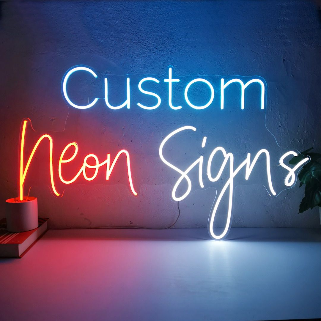 Custom Dimmable Led Neon Signs